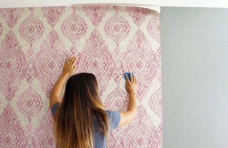 Comment poser soi-même du papier peint ?