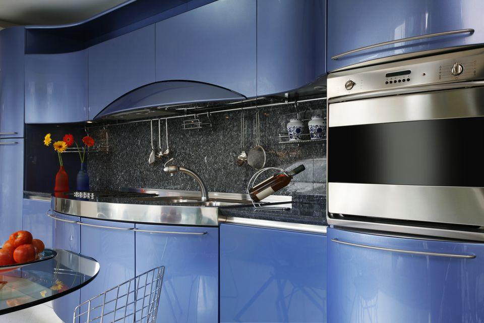 Ce que la couleur de votre cuisine révèle sur vous