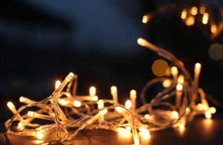 7 idées pour décorer votre maison avec des guirlandes à LED