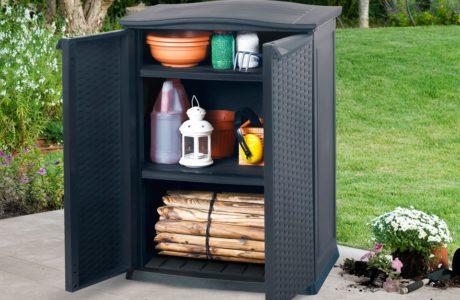 Nos conseils pour choisir la meilleure armoire de jardin !