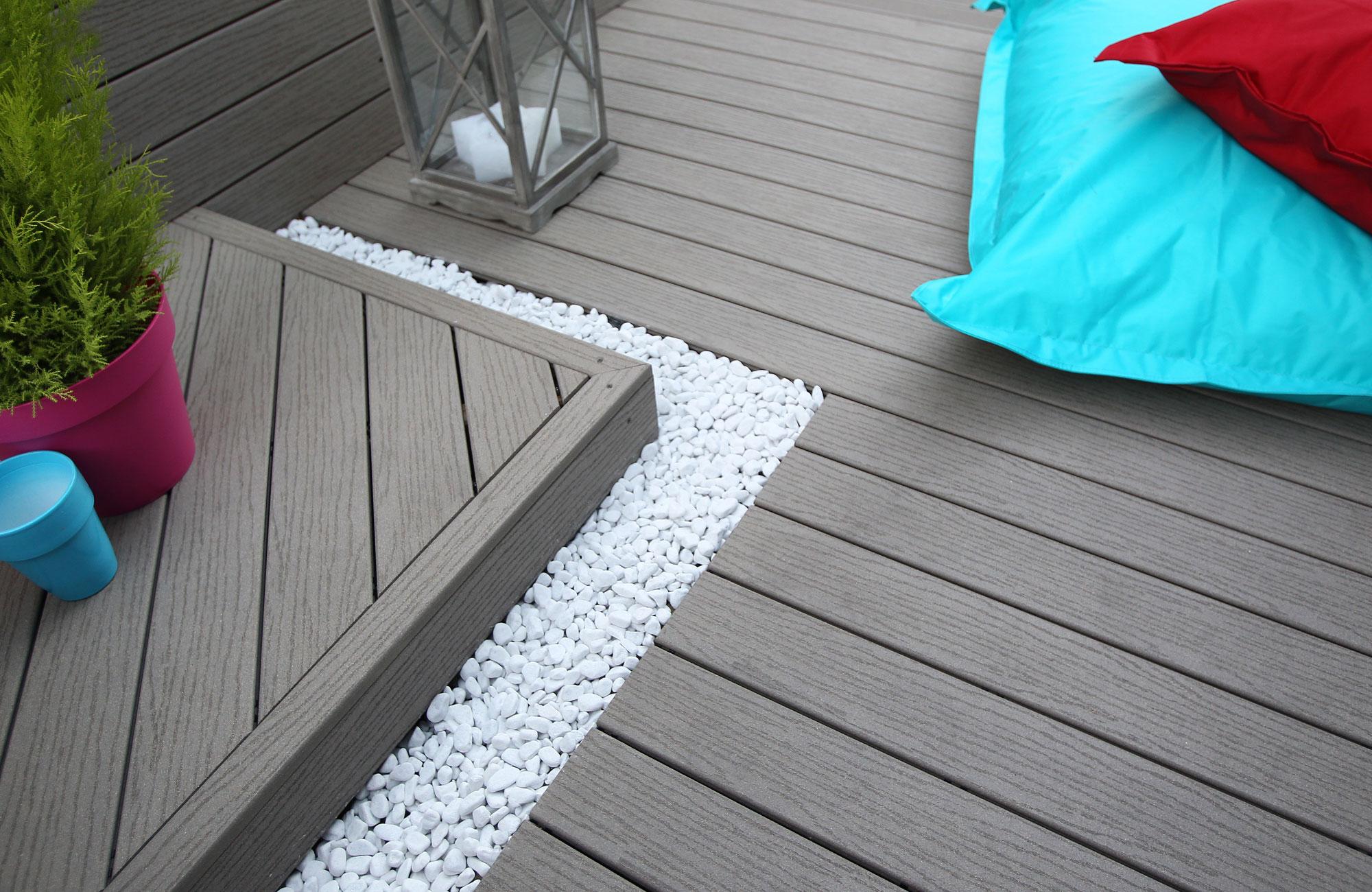 Comment Faire Une Terrasse En Resine pourquoi choisir une terrasse composite ?