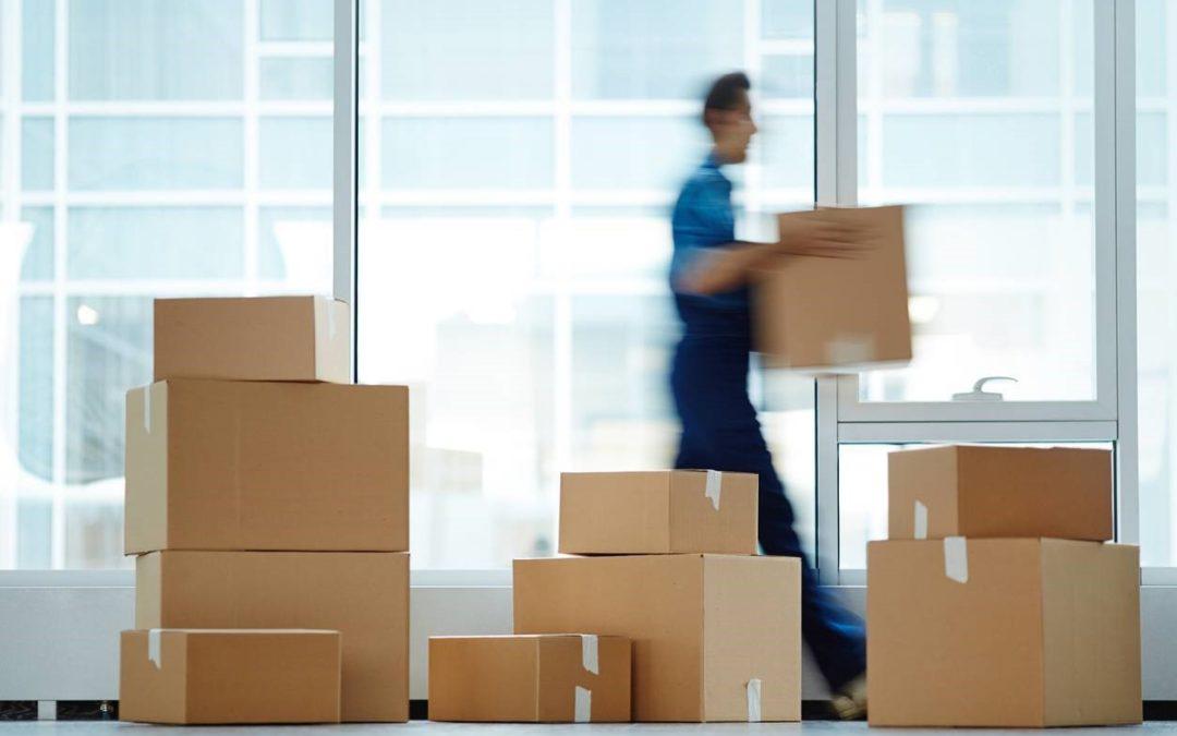 Faire un déménagement en toute sécurité avec l'aide de professionnels.