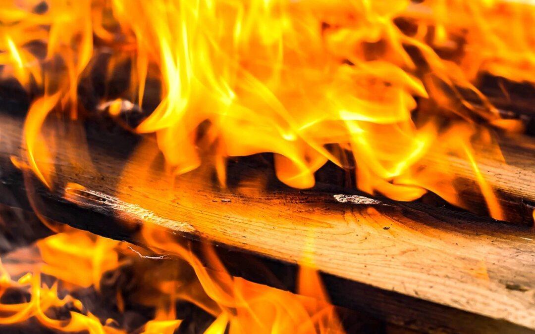Bois brulé : Comment brûler et teindre le bois façon Shou Sugi Ban ?