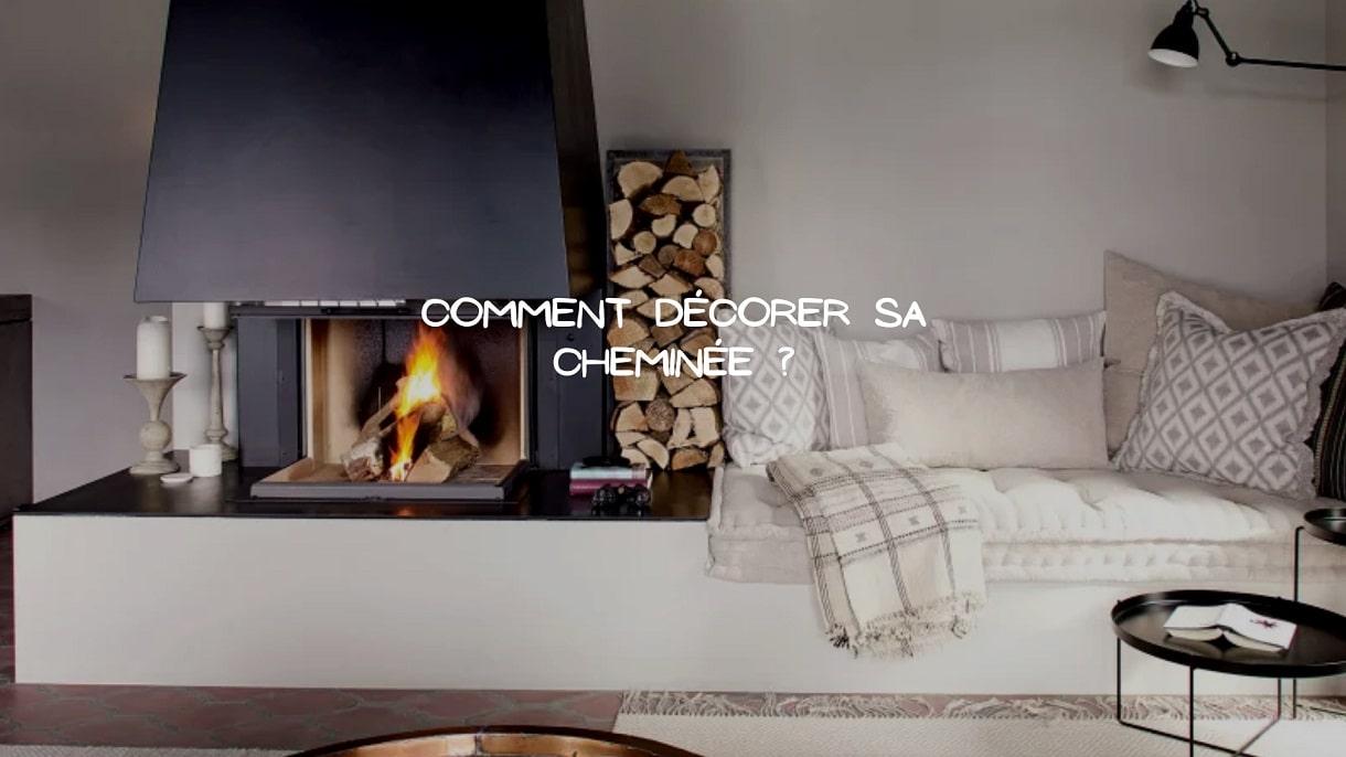 decoration cheminée