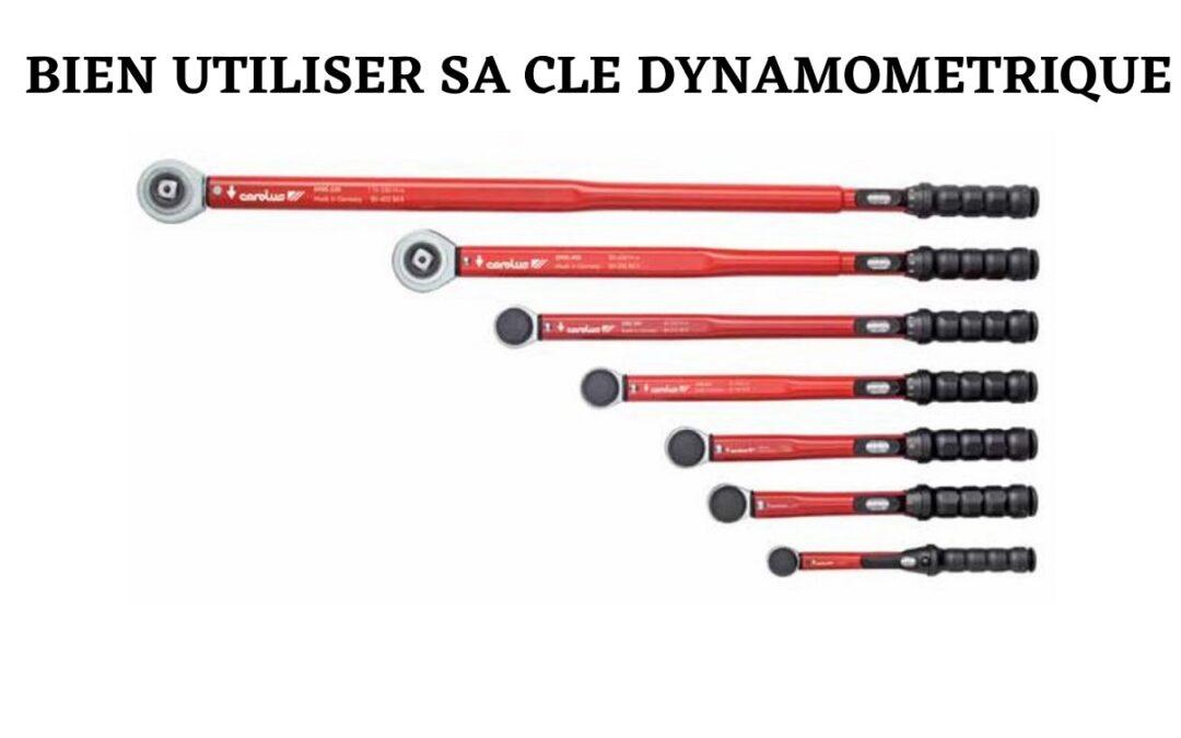 Comment régler une clé dynamométrique ?